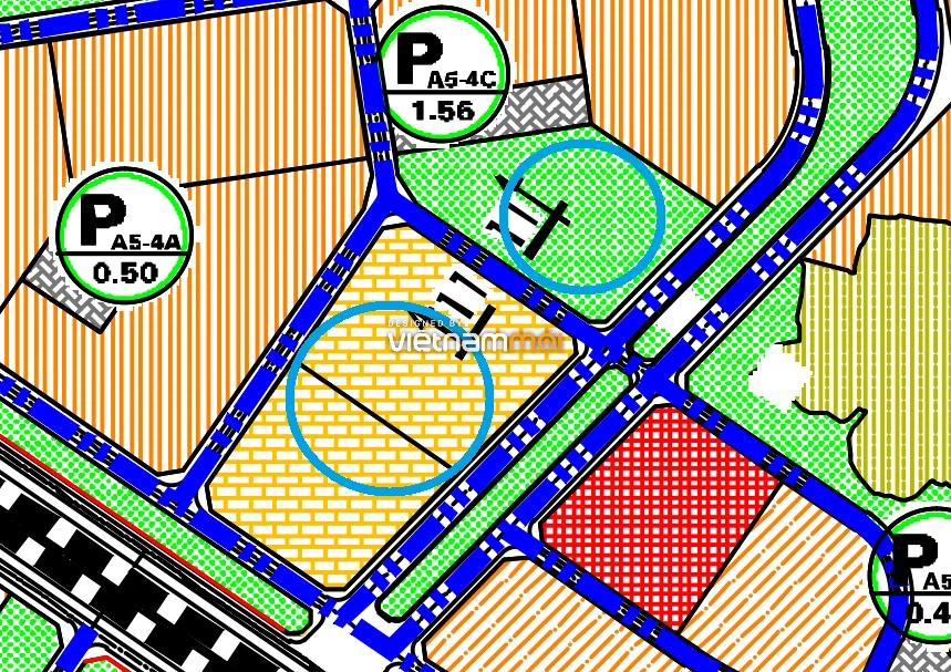 Đất dính quy hoạch ở xã Vĩnh Quỳnh, Thanh Trì, Hà Nội - Ảnh 1.