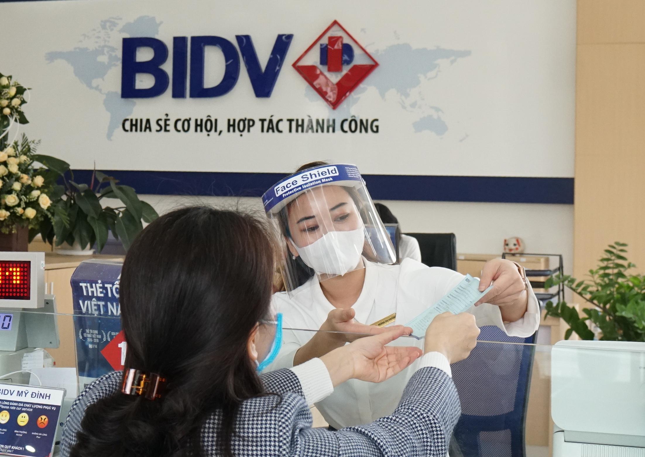 Cập nhật mới nhất về lãi suất ngân hàng BIDV tháng 5/2021 - Ảnh 1.