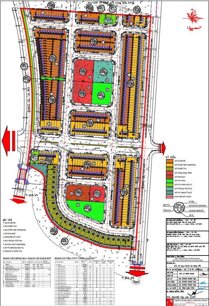 Bình Định tìm nhà đầu tư cho khu đô thị mới gần 10 ha dọc quốc lộ 1A - Ảnh 1.