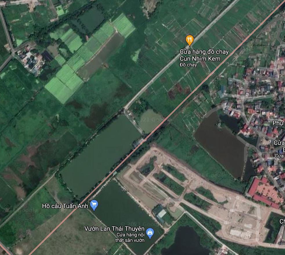 Đất dính quy hoạch ở xã Vĩnh Quỳnh, Thanh Trì, Hà Nội - Ảnh 2.