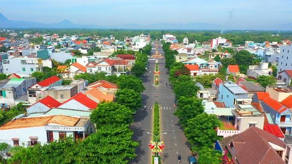 Quảng Nam điều chỉnh quy hoạch chung thị xã Điện Bàn - Ảnh 1.