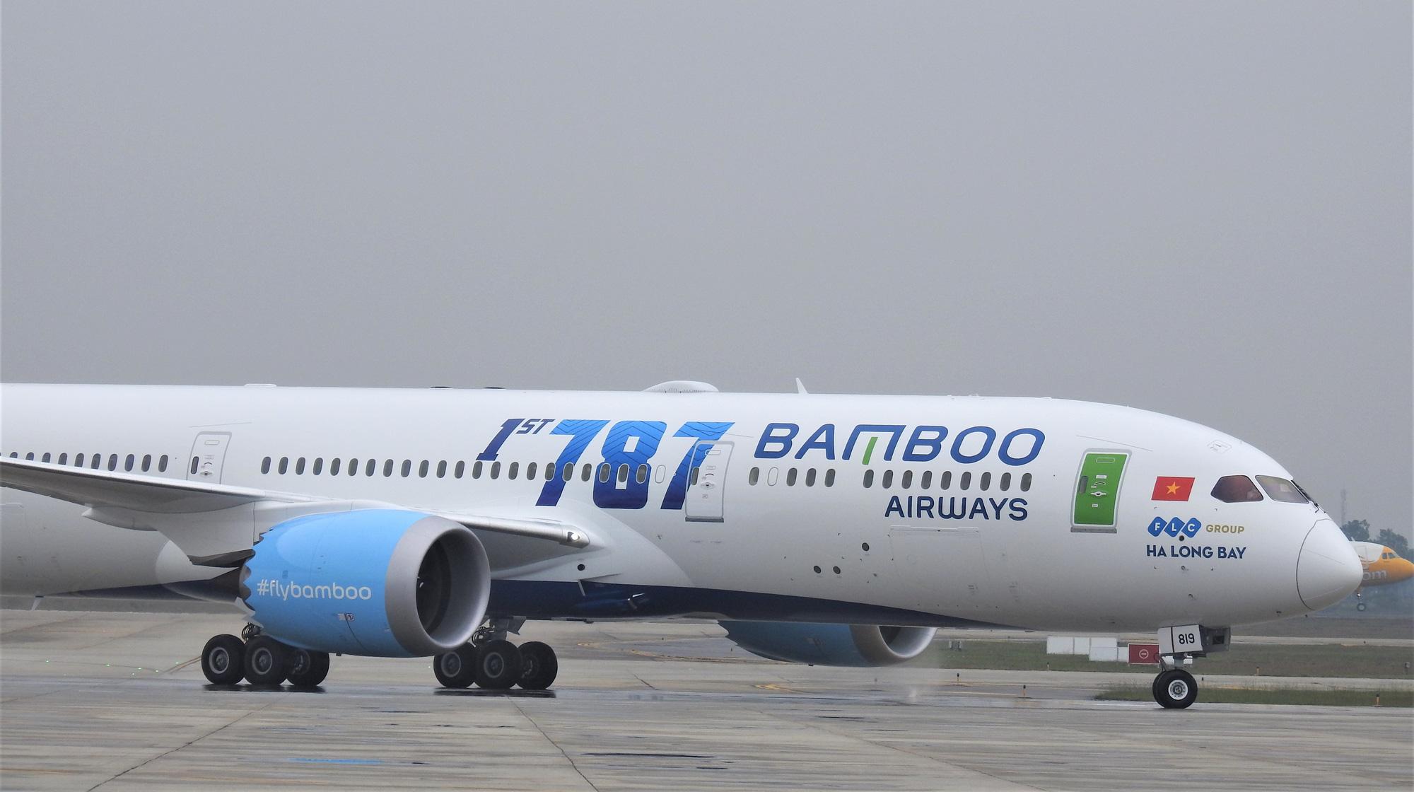 Bamboo Airways được cấp slot bay thẳng từ TP HCM tới hai sân bay Mỹ - Ảnh 1.