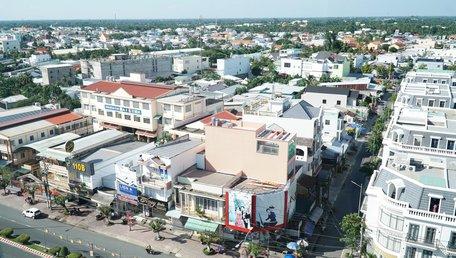 Vĩnh Long duyệt điều chỉnh quy hoạch khu dân cư nghìn tỷ của T&T - Ảnh 1.