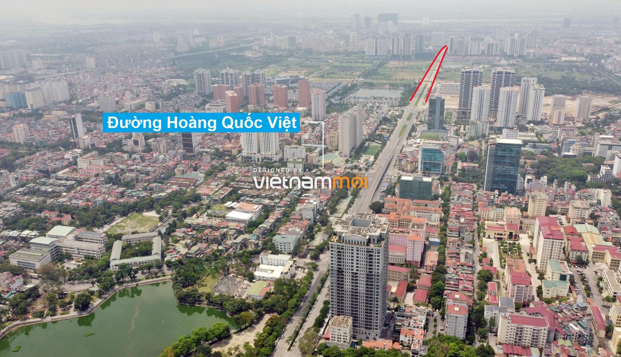 Vành đai 2,5 sẽ mở theo quy hoạch qua quận Bắc Từ Liêm, Hà Nội - Ảnh 1.