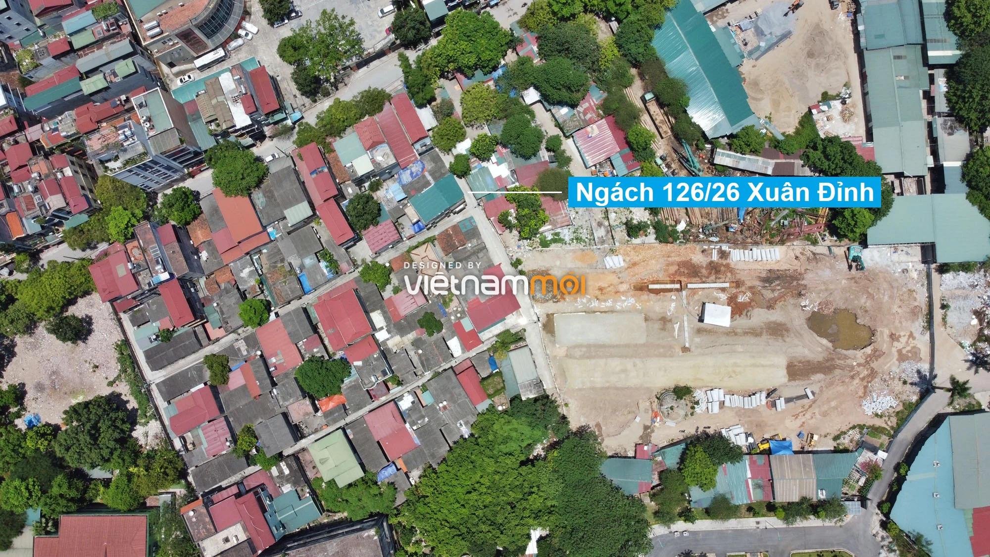 Vành đai 2,5 sẽ mở theo quy hoạch qua quận Bắc Từ Liêm, Hà Nội - Ảnh 9.