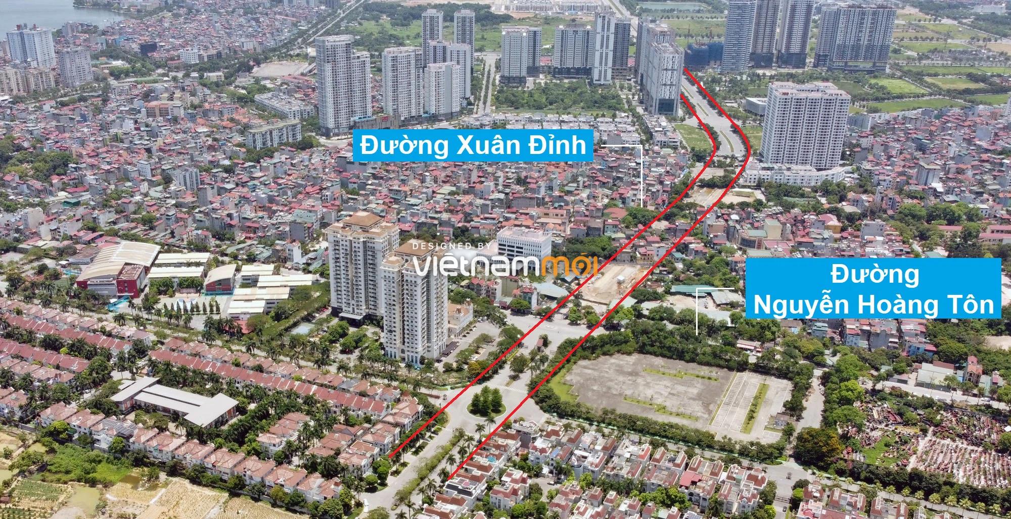 Vành đai 2,5 sẽ mở theo quy hoạch qua quận Bắc Từ Liêm, Hà Nội - Ảnh 16.