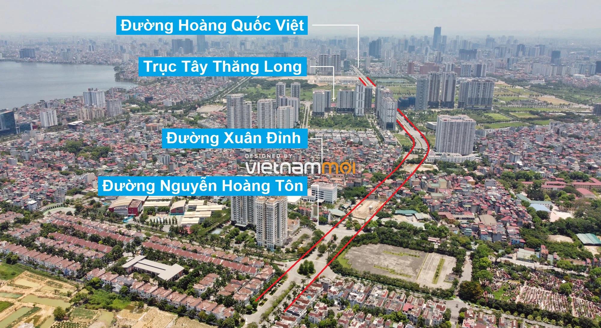 Vành đai 2,5 sẽ mở theo quy hoạch qua quận Bắc Từ Liêm, Hà Nội - Ảnh 17.