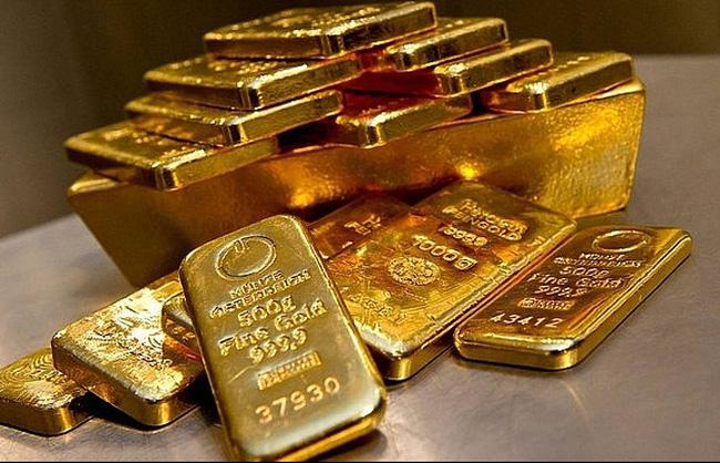 Giá vàng hôm nay: Vàng miếng SJC vượt mốc 57 triệu đồng/lượng - Ảnh 2.