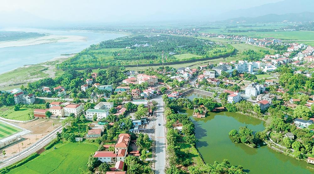 Thanh Thủy, Phú Thọ sắp có thêm hai khu nhà ở đô thị hơn 17 ha - Ảnh 1.