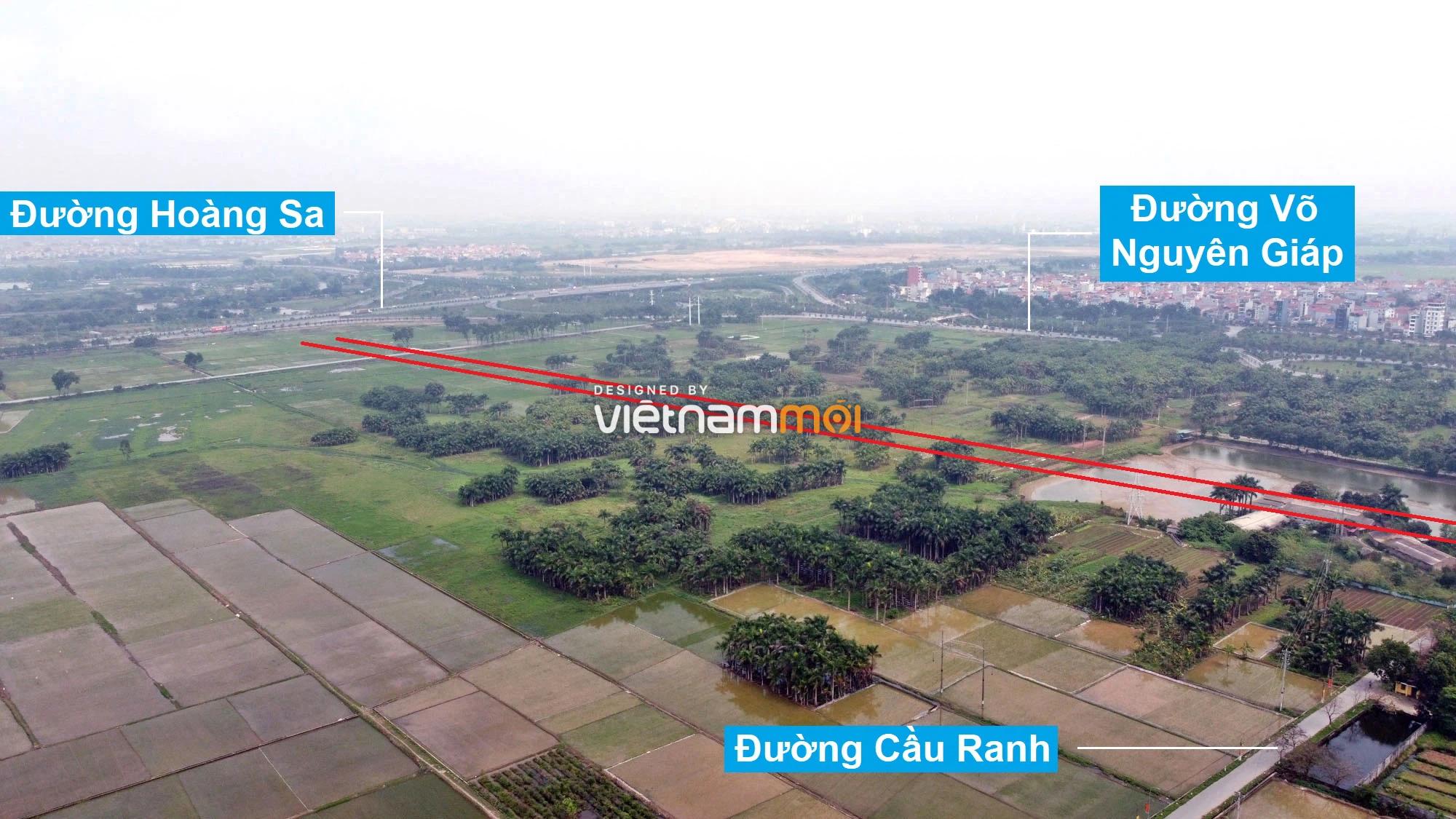 Đường sẽ mở theo quy hoạch ở xã Vĩnh Ngọc, Đông Anh, Hà Nội (phần 3) - Ảnh 2.