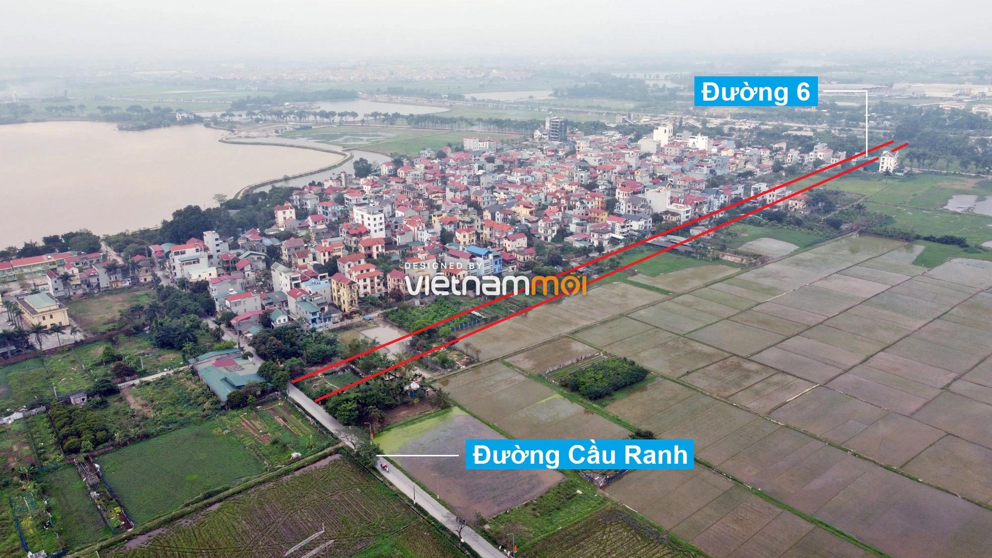 Đường sẽ mở theo quy hoạch ở xã Vĩnh Ngọc, Đông Anh, Hà Nội (phần 3) - Ảnh 9.
