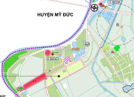 Đất dính quy hoạch ở xã Hoà Xá, Ứng Hoà, Hà Nội - Ảnh 1.