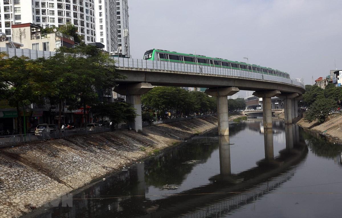 Tư vấn Pháp đã cấp chứng nhận an toàn cho đường sắt Cát Linh - Hà Đông - Ảnh 1.