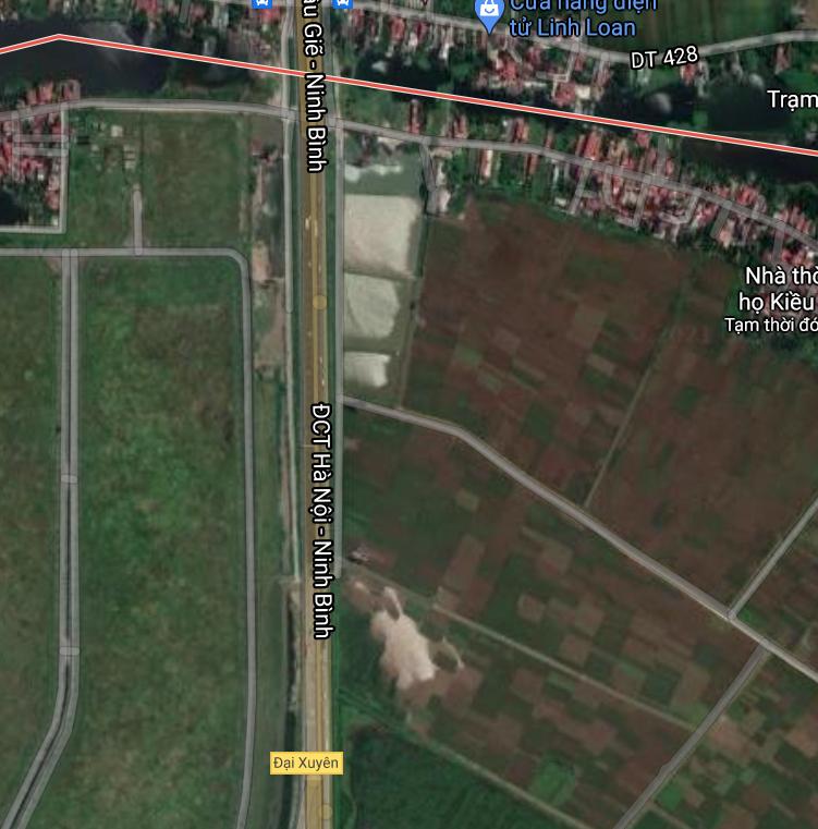 Đất dính quy hoạch ở xã Đại Xuyên, Phú Xuyên, Hà Nội - Ảnh 2.