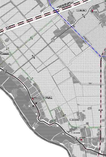 Bản đồ quy hoạch giao thông xã Phù Lưu, Ứng Hoà, Hà Nội - Ảnh 2.