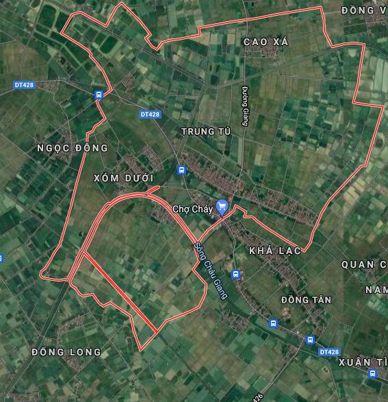 Đất dính quy hoạch ở xã Trung Tú, Ứng Hoà, Hà Nội - Ảnh 2.