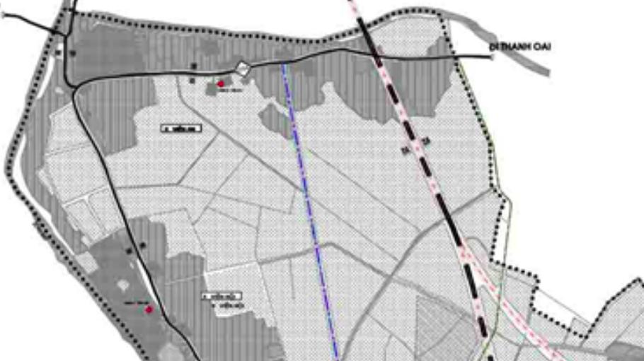 Bản đồ quy hoạch giao thông xã Viên An, Ứng Hoà, Hà Nội - Ảnh 2.