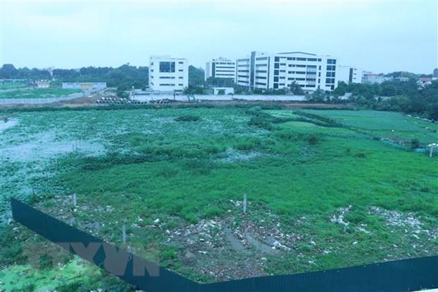 Hà Nội: Vì sao trên 300 dự án sử dụng đất chậm triển triển khai? - Ảnh 1.