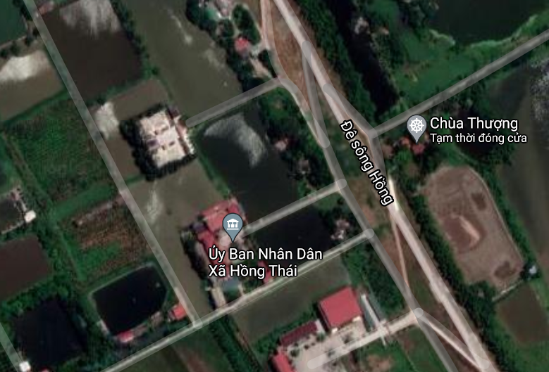 Đất dính quy hoạch ở xã Hồng Thái, Phú Xuyên, Hà Nội - Ảnh 2.