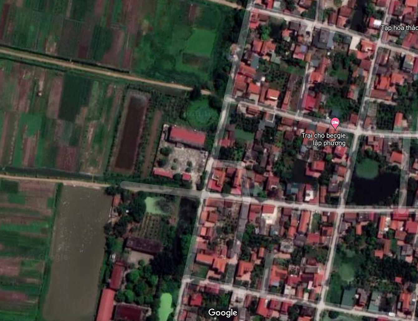Đất dính quy hoạch ở xã Khai Thái, Phú Xuyên, Hà Nội - Ảnh 2.