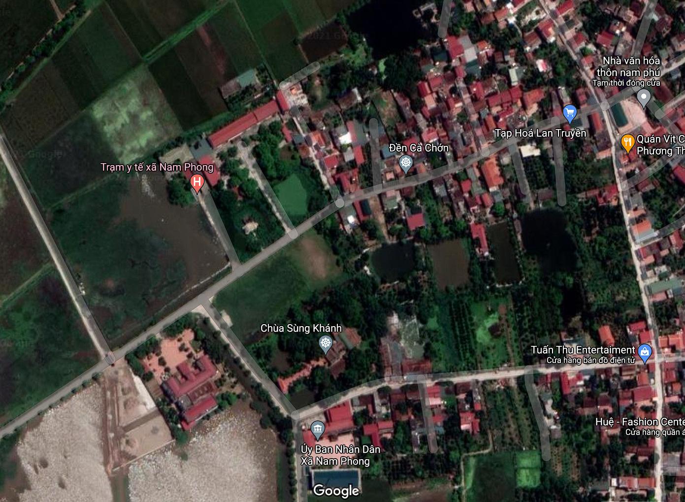 Đất dính quy hoạch ở xã Nam Phong, Phú Xuyên, Hà Nội - Ảnh 2.