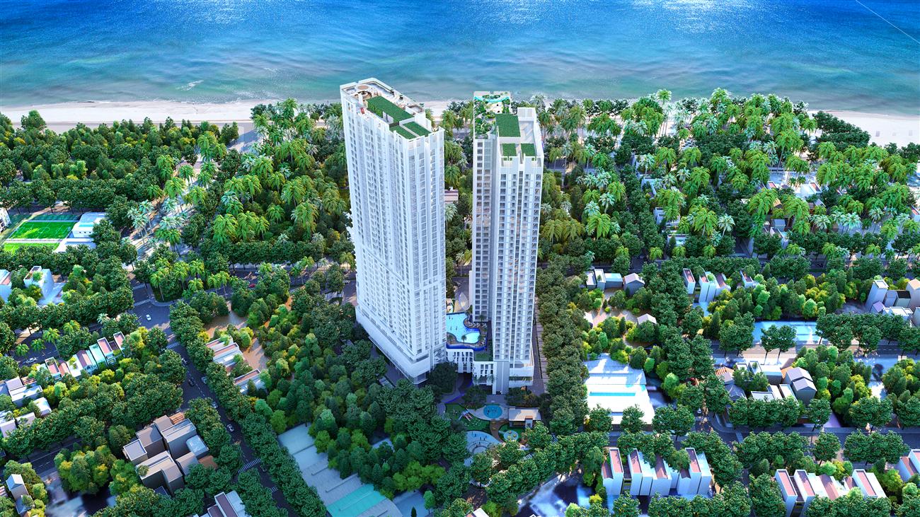 Quảng Ninh cho phép mở bán tổ hợp chung cư, khách sạn hơn 1.600 tỷ đồng  - Ảnh 1.
