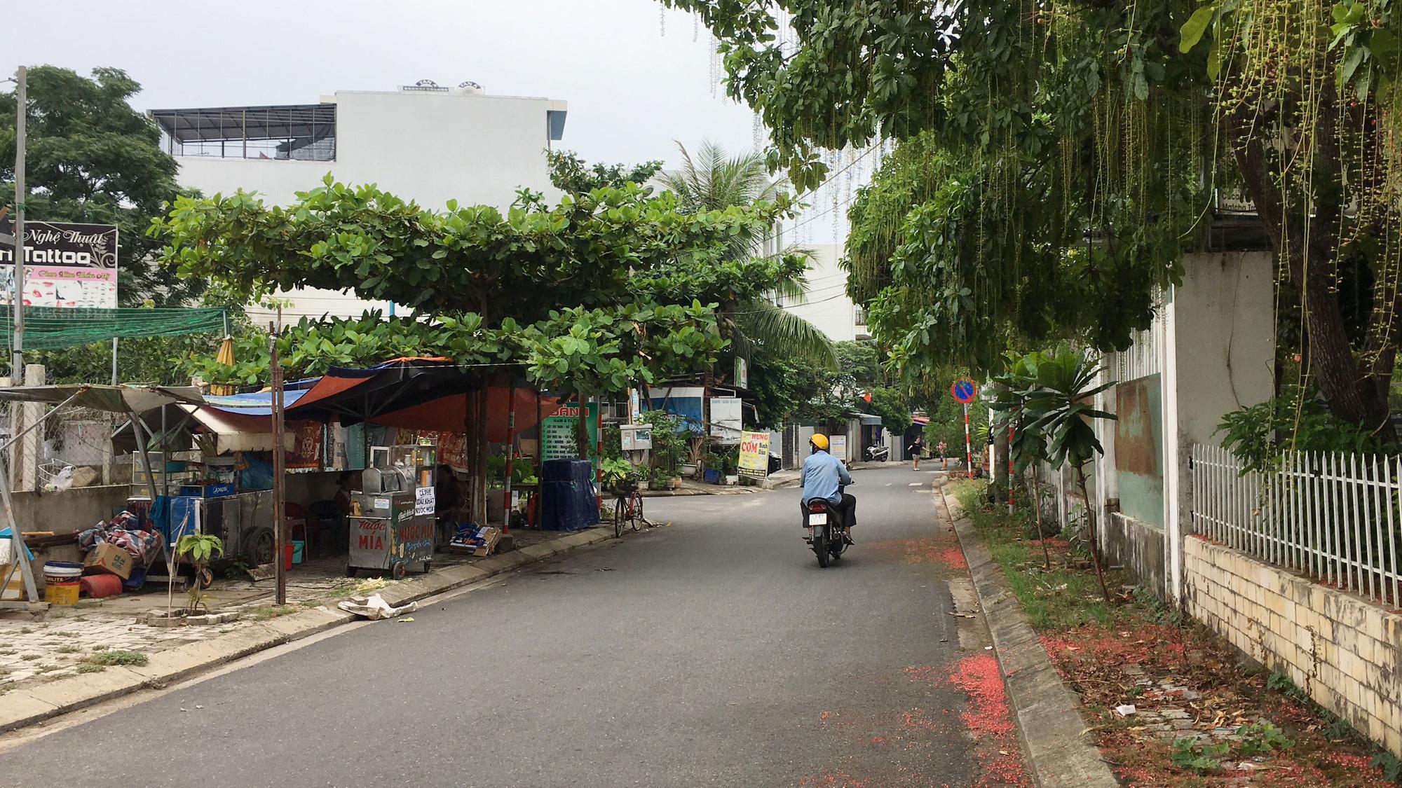 Cận cảnh hai khu đất sát Vincom Đà Nẵng sẽ đấu giá làm bãi đỗ xe - Ảnh 10.