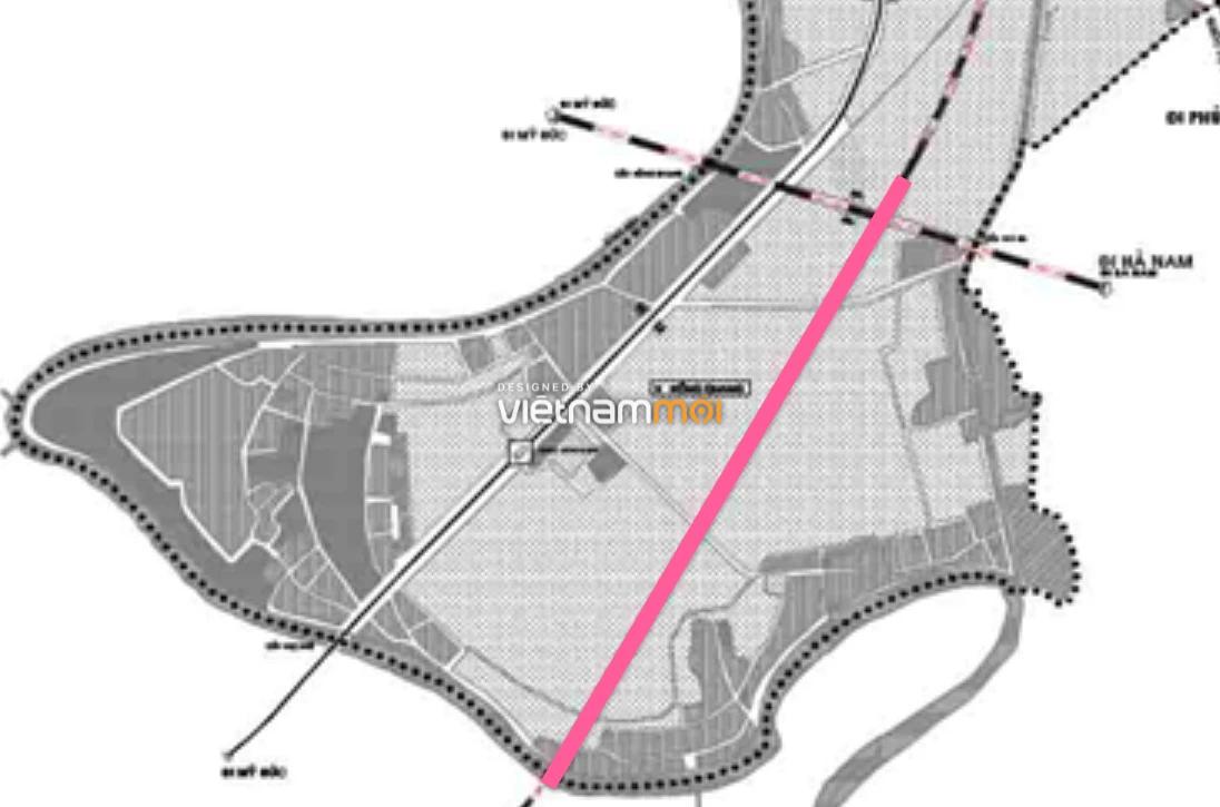 Đường sẽ mở ở xã Hồng Quang, Ứng Hoà, Hà Nội - Ảnh 1.