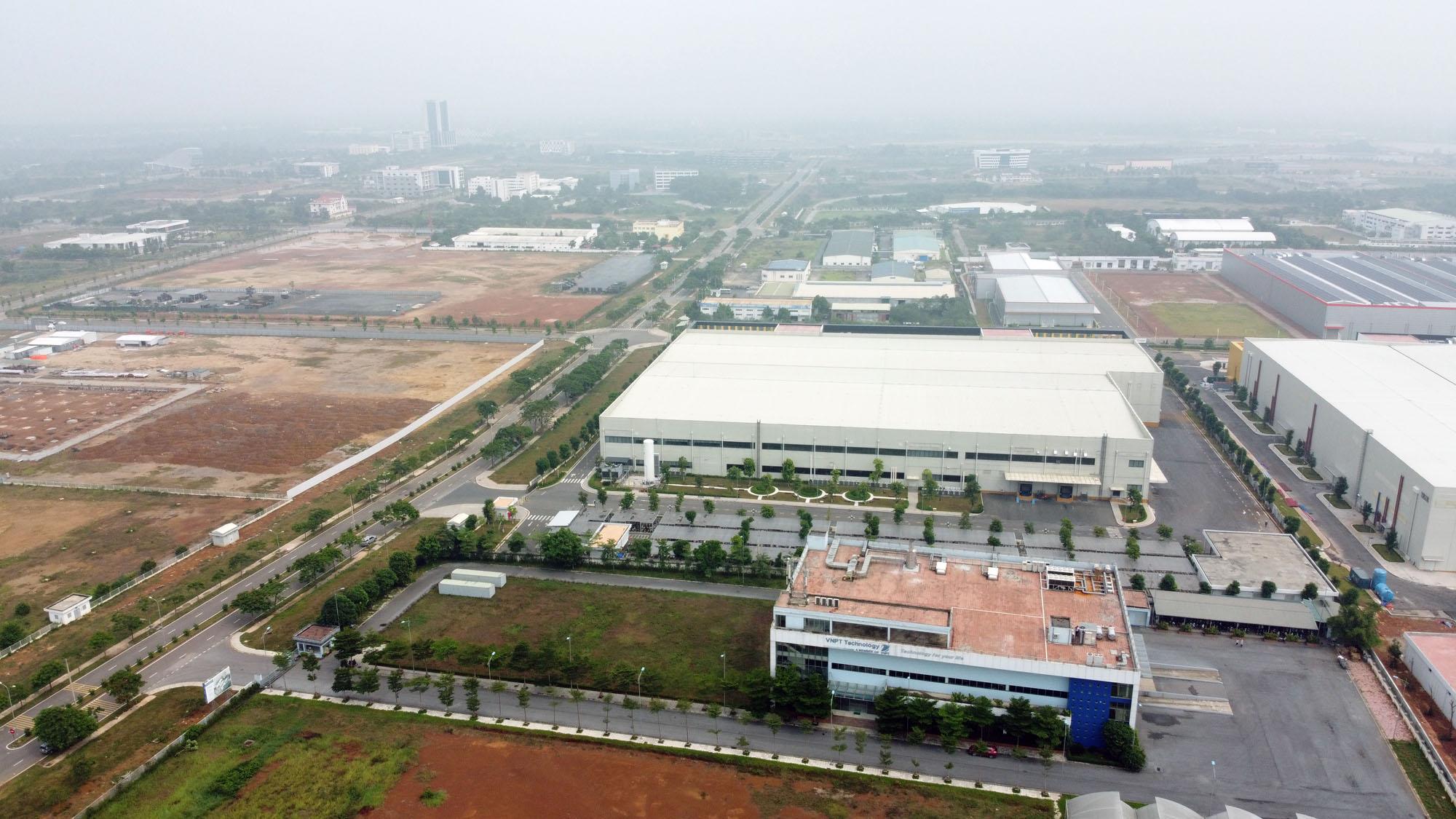 Vinaconex thu hút 10 nhà đầu tư hoạt động ổn định tại Khu công nghệ cao 2 - Ảnh 1.