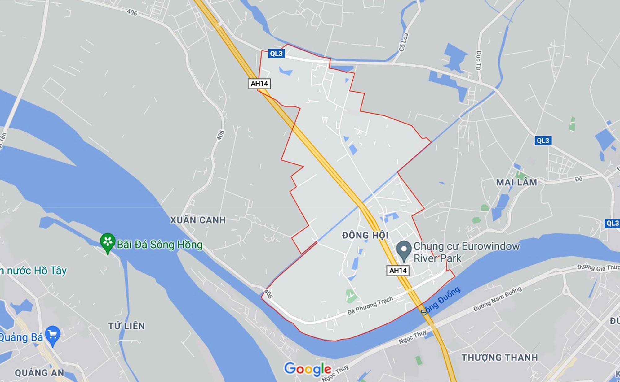 Đường sẽ mở theo quy hoạch ở xã Đông Hội, Đông Anh, Hà Nội (phần 2) - Ảnh 1.