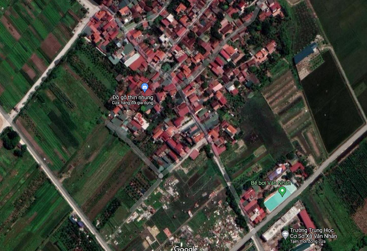 Đất dính quy hoạch ở xã Nam Tiến, Phú Xuyên, Hà Nội - Ảnh 2.