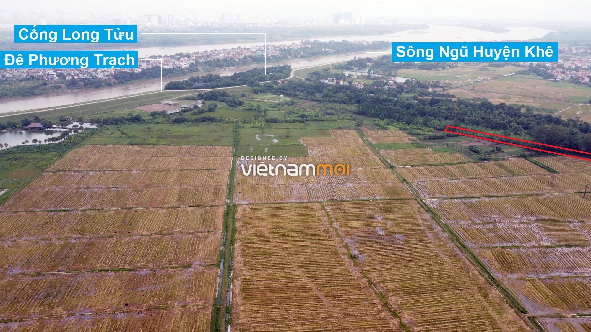 Đường sẽ mở theo quy hoạch ở xã Đông Hội, Đông Anh, Hà Nội (phần 3) - Ảnh 2.