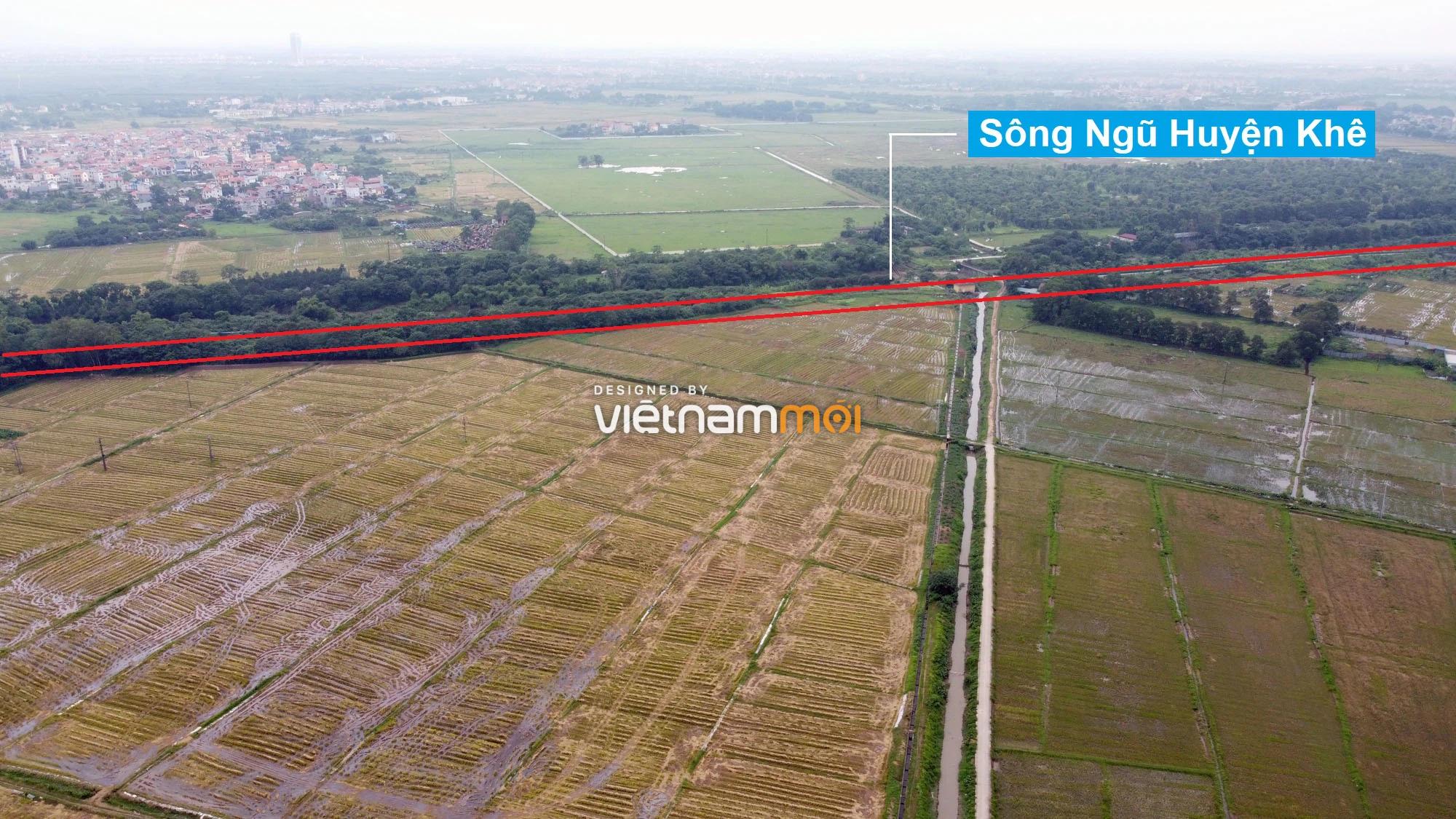 Đường sẽ mở theo quy hoạch ở xã Đông Hội, Đông Anh, Hà Nội (phần 3) - Ảnh 3.