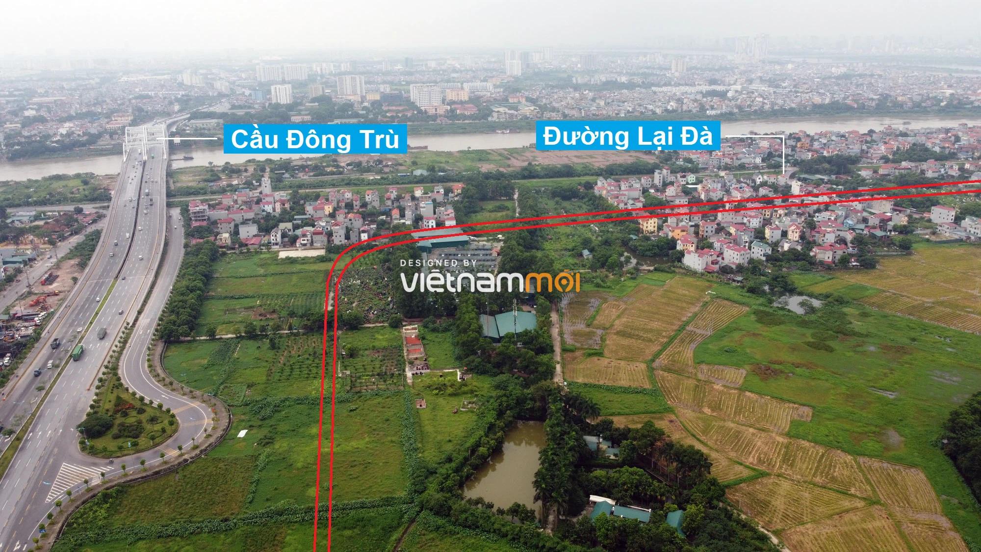 Đường sẽ mở theo quy hoạch ở xã Đông Hội, Đông Anh, Hà Nội (phần 3) - Ảnh 5.