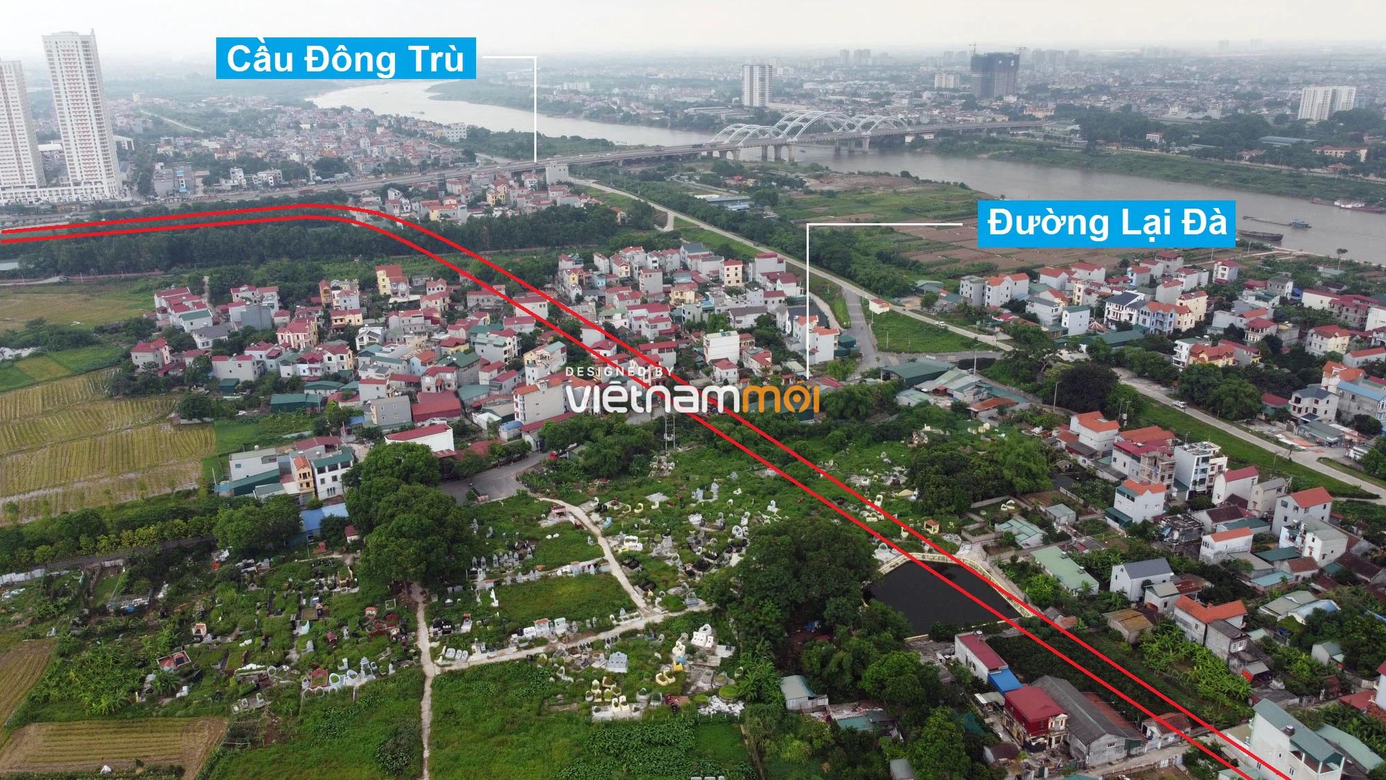 Đường sẽ mở theo quy hoạch ở xã Đông Hội, Đông Anh, Hà Nội (phần 3) - Ảnh 6.