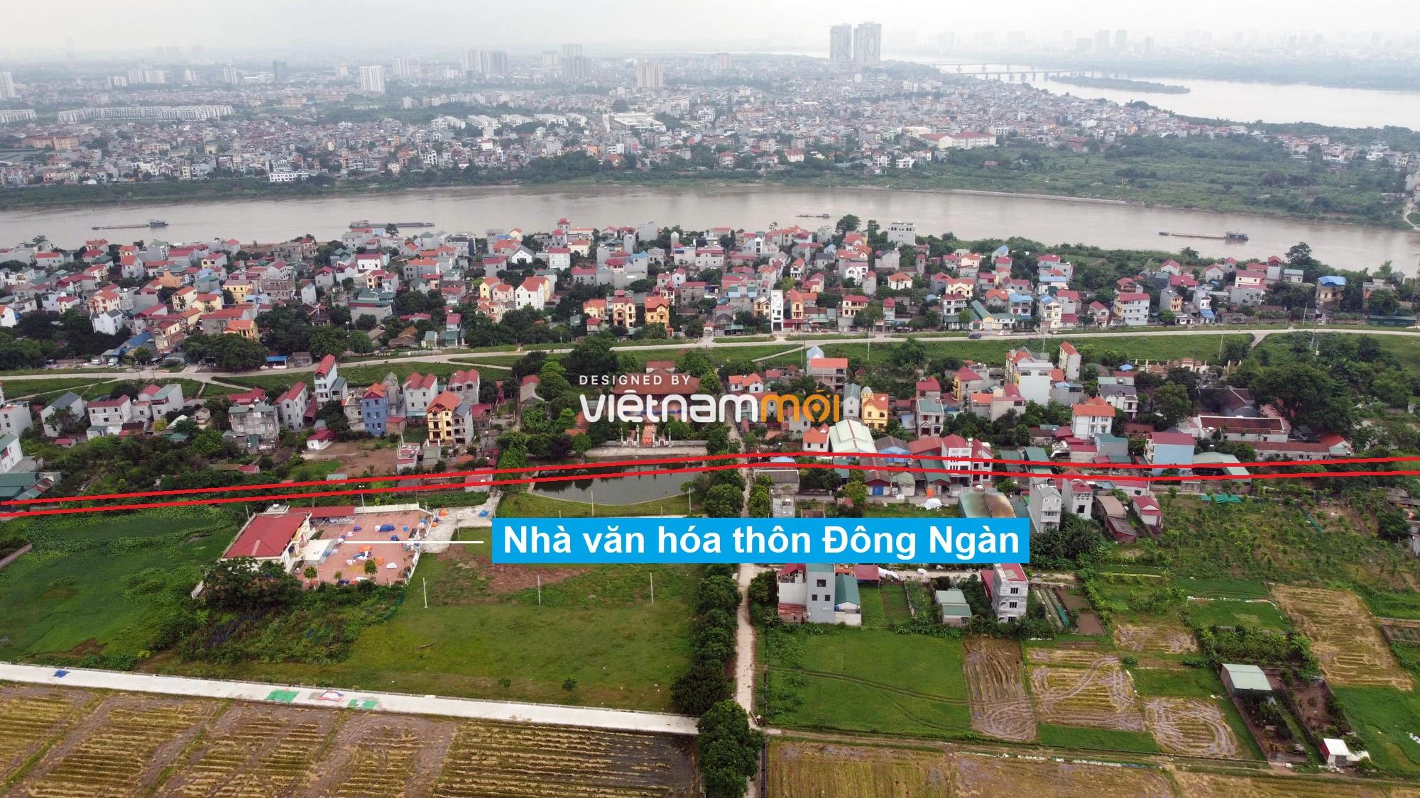 Đường sẽ mở theo quy hoạch ở xã Đông Hội, Đông Anh, Hà Nội (phần 3) - Ảnh 7.