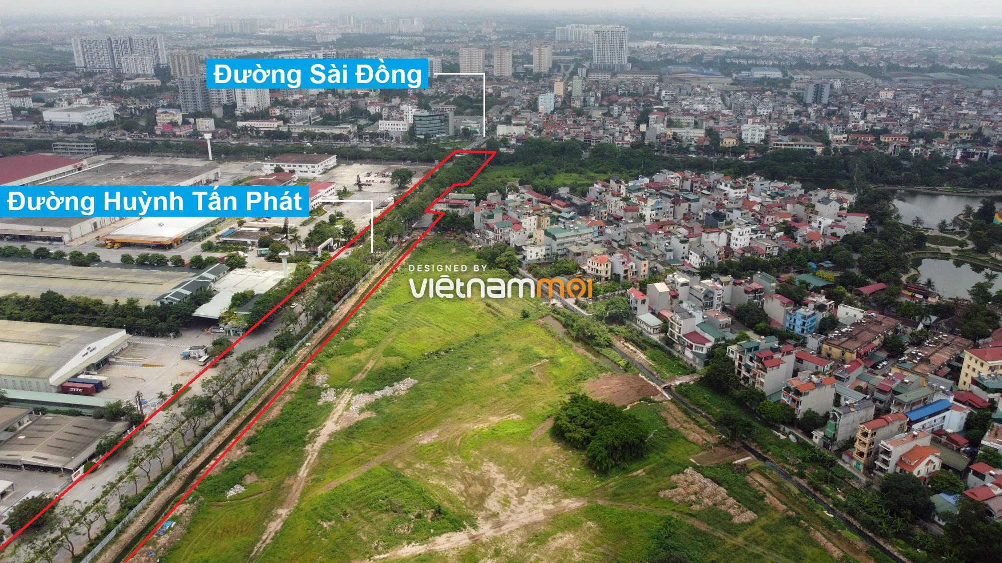 Đường sẽ mở theo quy hoạch ở phường Thạch Bàn, Long Biên, Hà Nội (phần 4) - Ảnh 2.