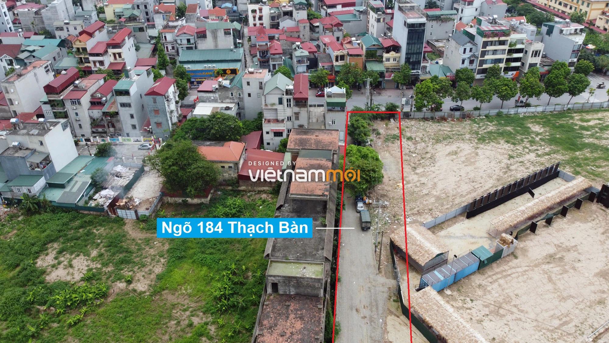 Đường sẽ mở theo quy hoạch ở phường Thạch Bàn, Long Biên, Hà Nội (phần 4) - Ảnh 6.