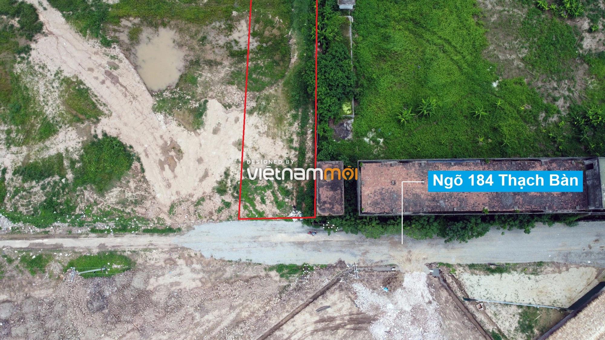 Đường sẽ mở theo quy hoạch ở phường Thạch Bàn, Long Biên, Hà Nội (phần 4) - Ảnh 10.