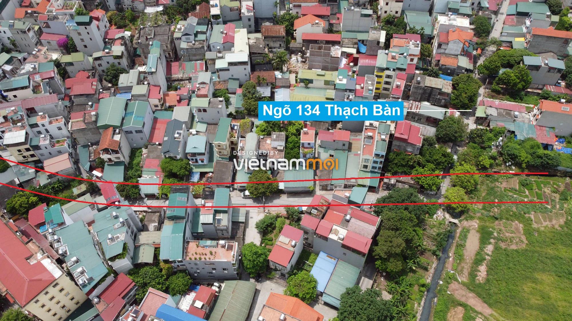 Đường sẽ mở theo quy hoạch ở phường Thạch Bàn, Long Biên, Hà Nội (phần 4) - Ảnh 12.