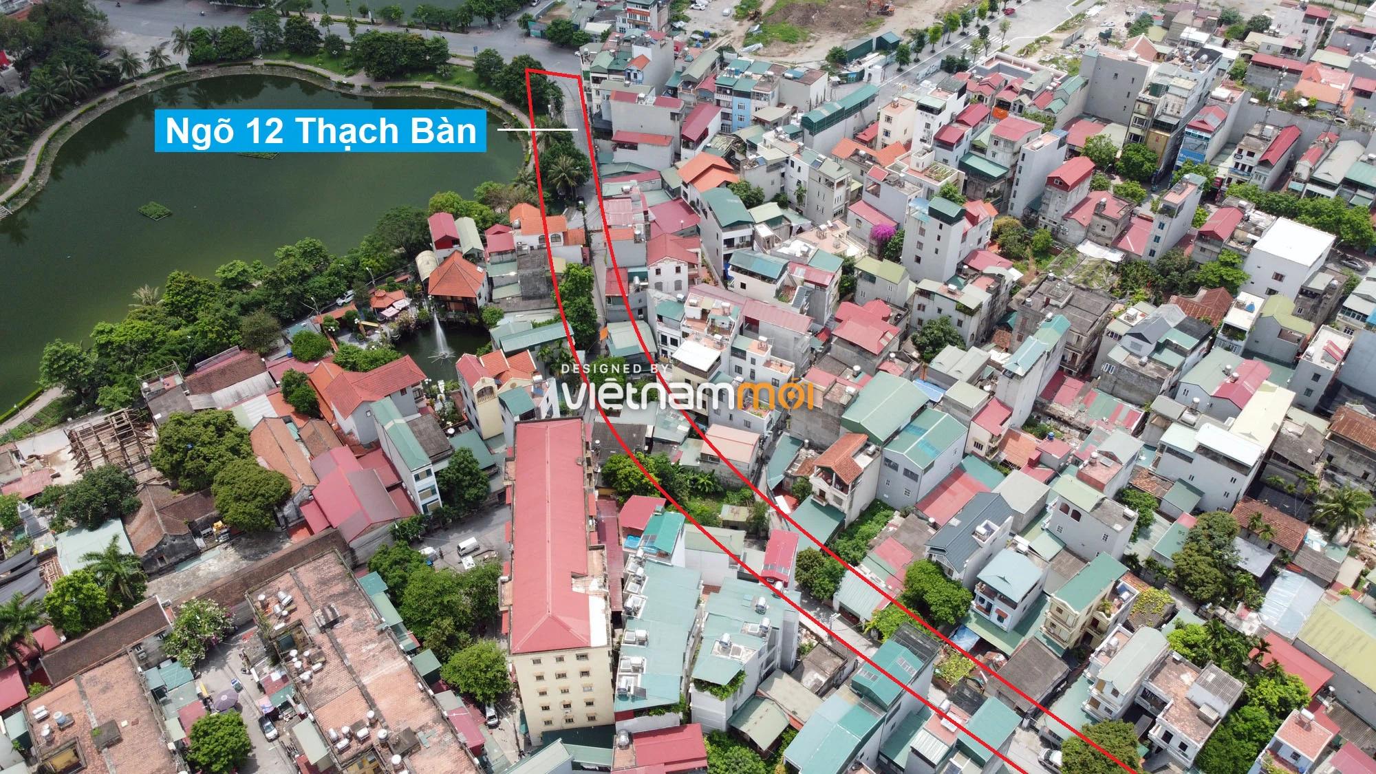 Đường sẽ mở theo quy hoạch ở phường Thạch Bàn, Long Biên, Hà Nội (phần 4) - Ảnh 13.