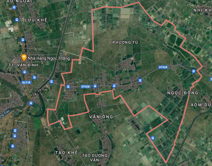 Đất dính quy hoạch ở xã Phương Tú, Ứng Hoà, Hà Nội - Ảnh 2.