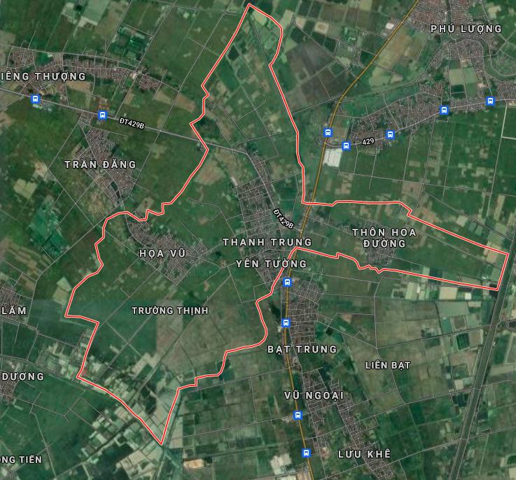 Đất dính quy hoạch ở xã Trường Thịnh, Ứng Hoà, Hà Nội - Ảnh 2.
