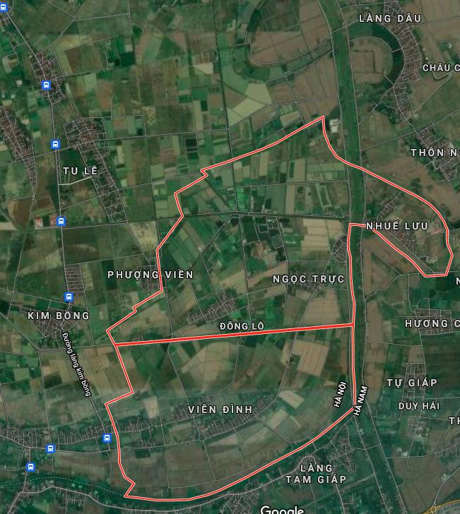 Đất dính quy hoạch ở xã Đông Lỗ, Ứng Hoà, Hà Nội - Ảnh 2.