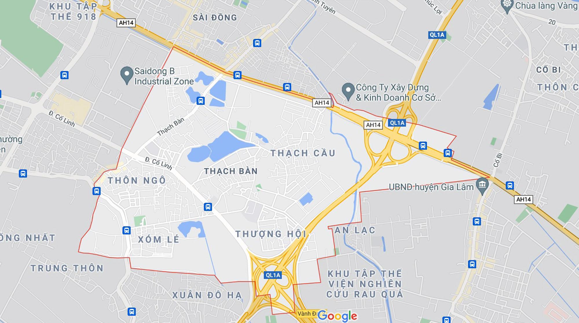 Đường sẽ mở theo quy hoạch ở phường Thạch Bàn, Long Biên, Hà Nội (phần 4) - Ảnh 1.