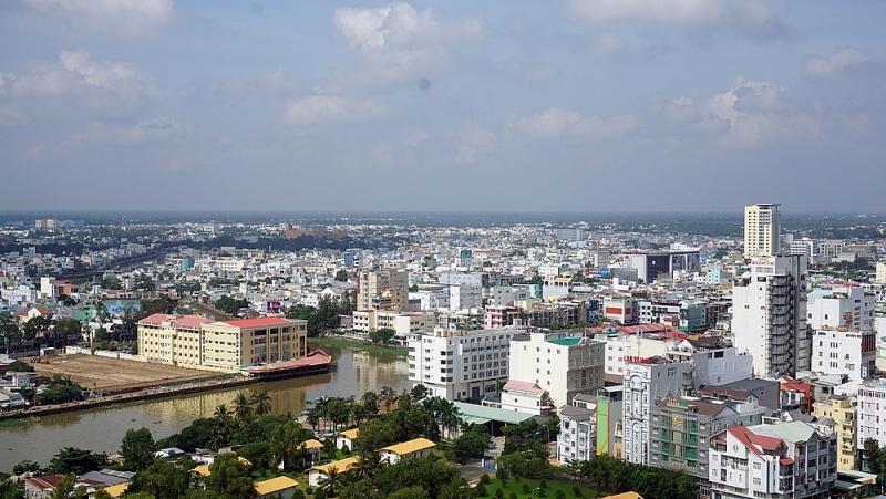 Cần Thơ công bố quy hoạch phân khu tỉ lệ 1/5000 quận Ninh Kiều - Ảnh 1.