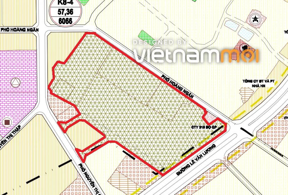 Đất dính quy hoạch phường Trung Hòa, Cầu Giấy, Hà Nội - Ảnh 4.