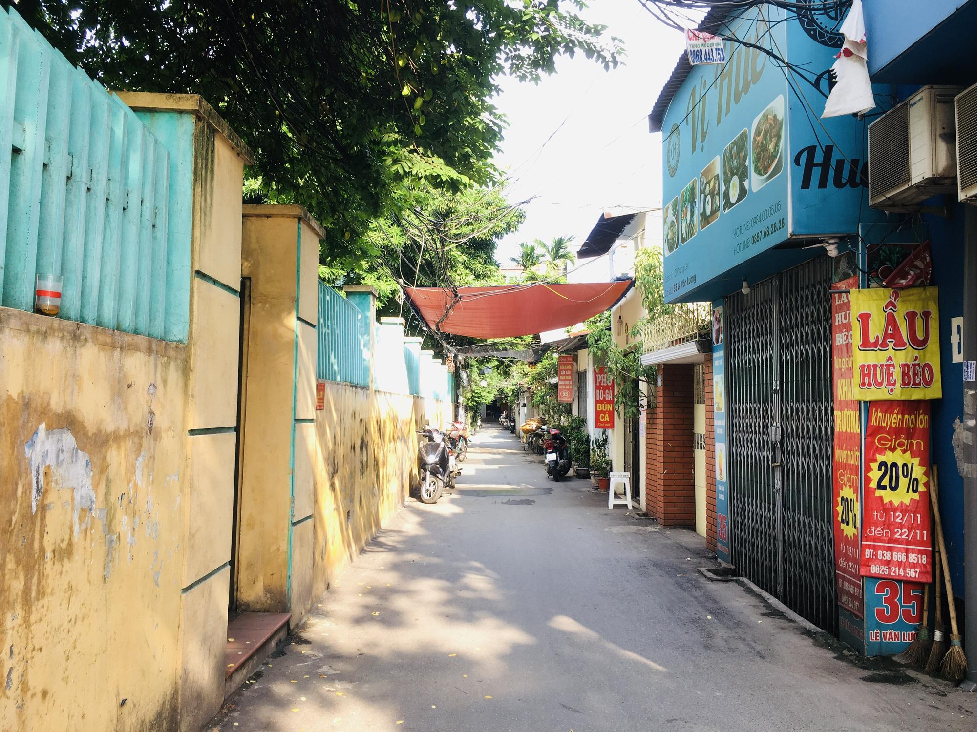 Những khu dính quy hoạch phường Trung Hòa, Cầu Giấy, Hà Nội (phần 1) - Ảnh 8.