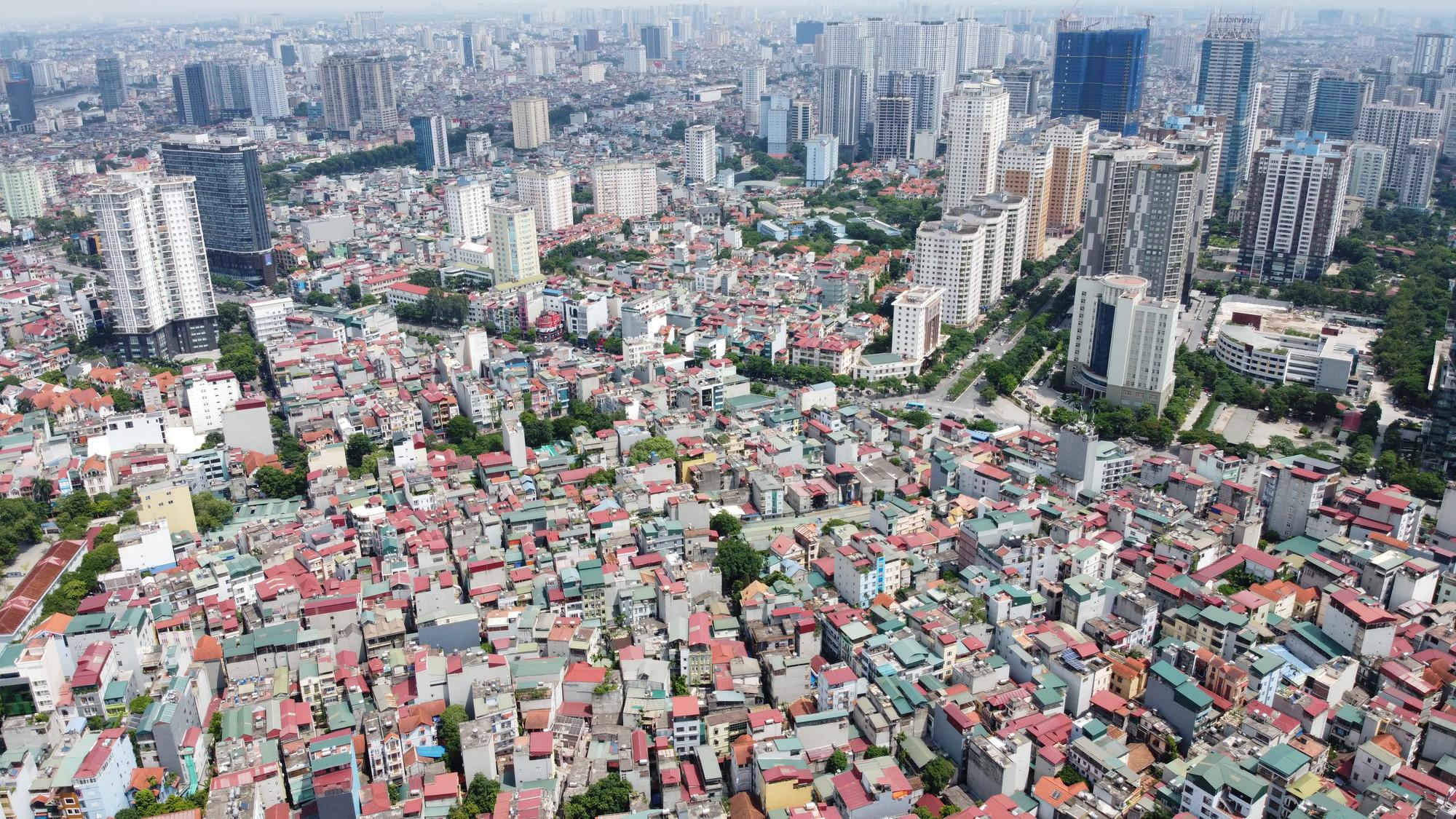 Những khu dính quy hoạch phường Trung Hòa, Cầu Giấy, Hà Nội (phần 1) - Ảnh 2.