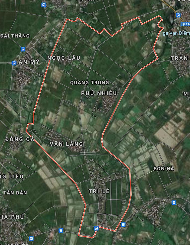 Kế hoạch sử dụng đất xã Quang Trung, Phú Xuyên, Hà Nội năm 2021 - Ảnh 1.